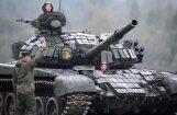 Lai atturētu Krieviju, NATO spēki Baltijas valstīs ir jāpalielina trīskārt, uzskata Nīderlandes konsultanti