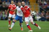 Сборная России выиграла второй матч после домашнего чемпионата мира