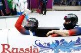 Dopinga skandāla paradokss: Krievija uz Phjončhanu grib sūtīt diskvalificētos bobslejistus un skeletonistus