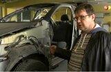 Video: Kādu skādi sāls spēj nodarīt automobilim un kā no tā pasargāties