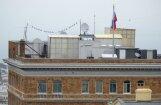 Между Россией и США разразился скандал из-за спущенных флагов