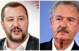 Luksemburgas ministrs Salvini pielīdzina 30. gadu fašistiem