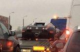 Foto: 'Pagani Zonda' vietā Latvijas uzņēmums nopircis 1,8 miljonu eiro 'Bugatti Veyron'