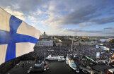 Финны отмечают столетие независимости масштабным флешмобом
