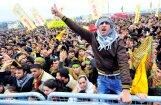 Turcijas vēstnieks ES: Sīrijā draud pilsoņu karš, sankcijas ir bezjēdzīgas