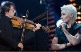 Ar vērienīgu simforoka koncertu Jūrmalā uzstāsies Diāna Arbeņina un Jurijs Bašmets