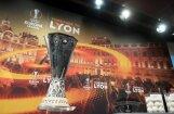 Жеребьевка 1/16 финала Лиги Европы: