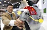 Suzuki представила в Женеве подключаемый гибрид Swift