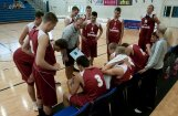 Latvijas U-20 basketbolisti pagarinājumā piekāpjas Turcijai
