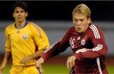 Rudņevs: darīšu visu iespējamo, lai gūtu vārtus Latvijas izlases labā