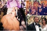 Līdz nāve mūs šķirs: Krievijas slaveno un bagāto krāšņākās kāzas