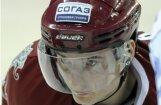 Rīgas 'Dinamo ' debitants Bičevskis: sev atvēlētajā laikā nospēlēju normāli