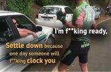 Video: Austrālijā vegāns - riteņbraucējs uz kautiņu izaicina BMW autovadītāju