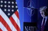 Trampa uzbrukumi NATO satrauc Baltijas valstis, raksta ASV medijs
