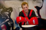 Bokseris Briedis truimfē 'Bigger's Better' turnīra posmā