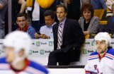 Video: 'Blue Jackets' trenera preses konference NHL ilgst 11 sekundes un divus teikumus