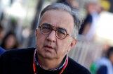 Negaidīti miris 'Fiat' koncerna vadītājs Serdžo Markione