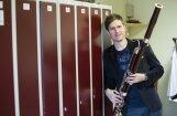 Pagrīdes fagotists. Mūziķis Jānis Semjonovs par profesiju, balādēm un bērnu smaidiem