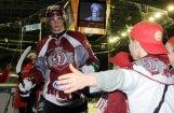 Kalvītis: Rīgas 'Dinamo ' nekavēs Dārziņa progresu; ir interese arī no NHL