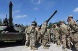 Танки армии США получили повреждения при перевозке по Польше