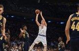 Porziņģis atgādina par basketbola pamatlikumu: viss sākas ar aizsardzību