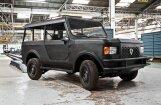 Afrikāņi ražošanā ievieš lētu apvidus auto