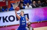 Video: Timmas 'jaudīgais' groza tricinājums iekļūst VTB līgas nedēļas TOP 10