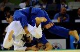 Džudistam Jarockim septītā vieta Eiropas kausa posmā junioriem