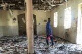 Foto: Pašnāvnieka sarīkotā sprādzienā Nigērijā vismaz 50 bojā gājušie