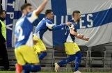 Kosovas futbolisti starptautiskajā arēnā debitē ar neizšķirtu pret Somiju