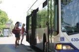 Izstrādāti priekšlikumi sabiedriskā transporta sistēmas efektivizācijai