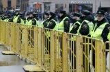16.martā kārtību galvaspilsētā uzraudzīs aptuveni 1200 policisti