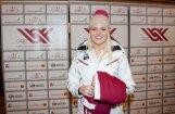 Kamaniņu braucēja Ulla Zirne nesīs Latvijas karogu pirmajās pasaules Jaunatnes ziemas olimpiskajās spēlēs