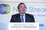 Bijušo Vācijas kancleru Šrēderu rosina iecelt 'Rosņeft' direktoru padomē