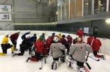Nosaukti Latvijas U-20 hokeja izlases kandidāti pēdējam turnīram pirms pasaules čempionāta Francijā