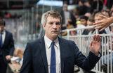 Известный латвийский хоккеист Сандис Озолиньш устроился на работу в Lido