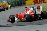 Alonso par spīti sliktajai starta pozīcijai izcīna uzvaru Eiropas 'Grand Prix' sacensībās