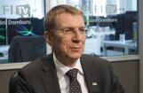Rinkēvičs kandidēs Saeimas vēlēšanās