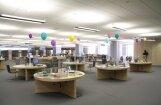 Foto: Gaismas pilī svin gadu kopš bibliotēkas atklāšanas