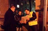 Daugavpilī pirmais 'Stop Drugs' reids pret legālo narkotiku 'točkām'