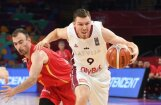 Dairis Bertāns novembra spēlēs nepalīdzēs Latvijas izlasei