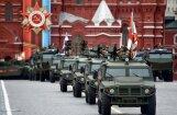 Krievijas militārie izdevumi pēdējā gada laikā ir ievērojami sarukuši