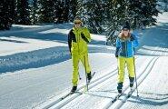 Padomi, kas ļaus veiksmīgi izvēlēties distanču slēpes iesācējam