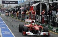 'Ferrari' komandai ir pats lielākais budžets Formulā 1