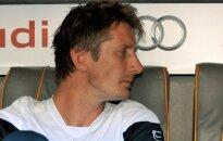 Van der Sāru aicina kļūt par 'Ajax' vārtsargu treneri