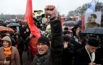 Krievijā aizturēts ļimonovietis par uzbrukumu Latvijas ģenerālkonsulātam ar olām