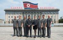 Rokenrola pakļaušana Ziemeļkorejā. Filmas 'Atbrīvošanas diena' apskats