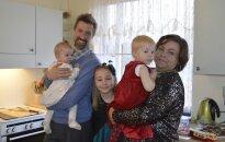 Bijušās rīdzinieces Sanitas laulība ar islandieti Hilmāru. Ģimenes dzīve skaistajā zemē