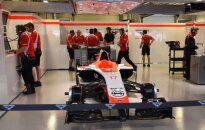 'Marussia' F-1 komanda beidz savu eksistenci