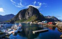 Norvēģija - TOP 10 skaistākās vietas